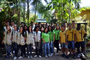 Equipe do Projeto Florescer