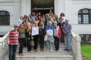 17 de setembro de 2018 - Voluntários do JBRJ são homenageados no Museu do Meio Ambiente